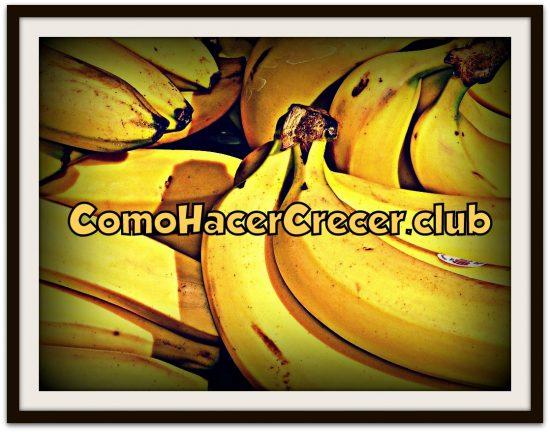 Banana Para Hacer Crecer El Busto