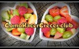 frutas para hacer crecer el busto