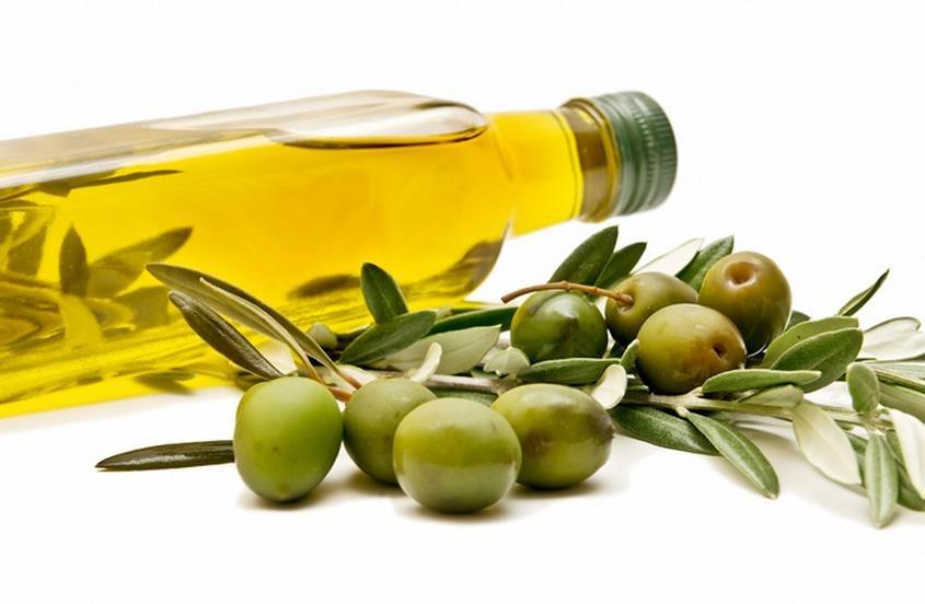 aceite de oliva para aumentar los senos