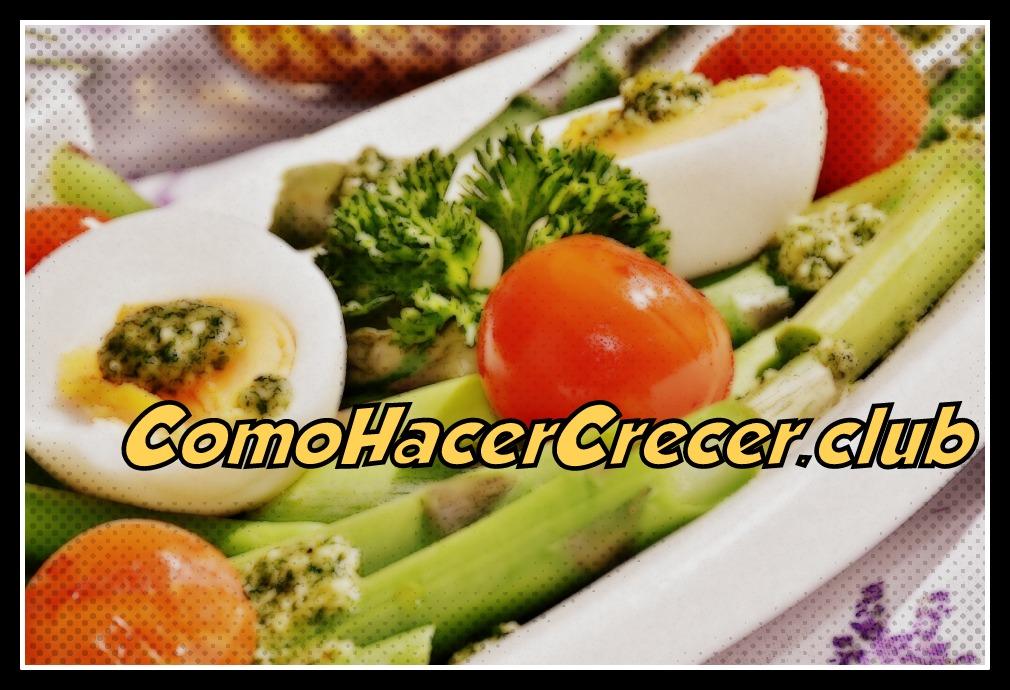 Alimentos para aumentar glúteos en una semana